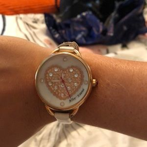 Water resistant Betsy Johnson Watch